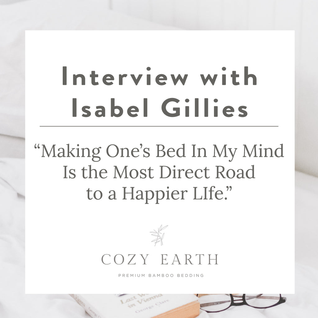 Interview w/ Isabel Gillies