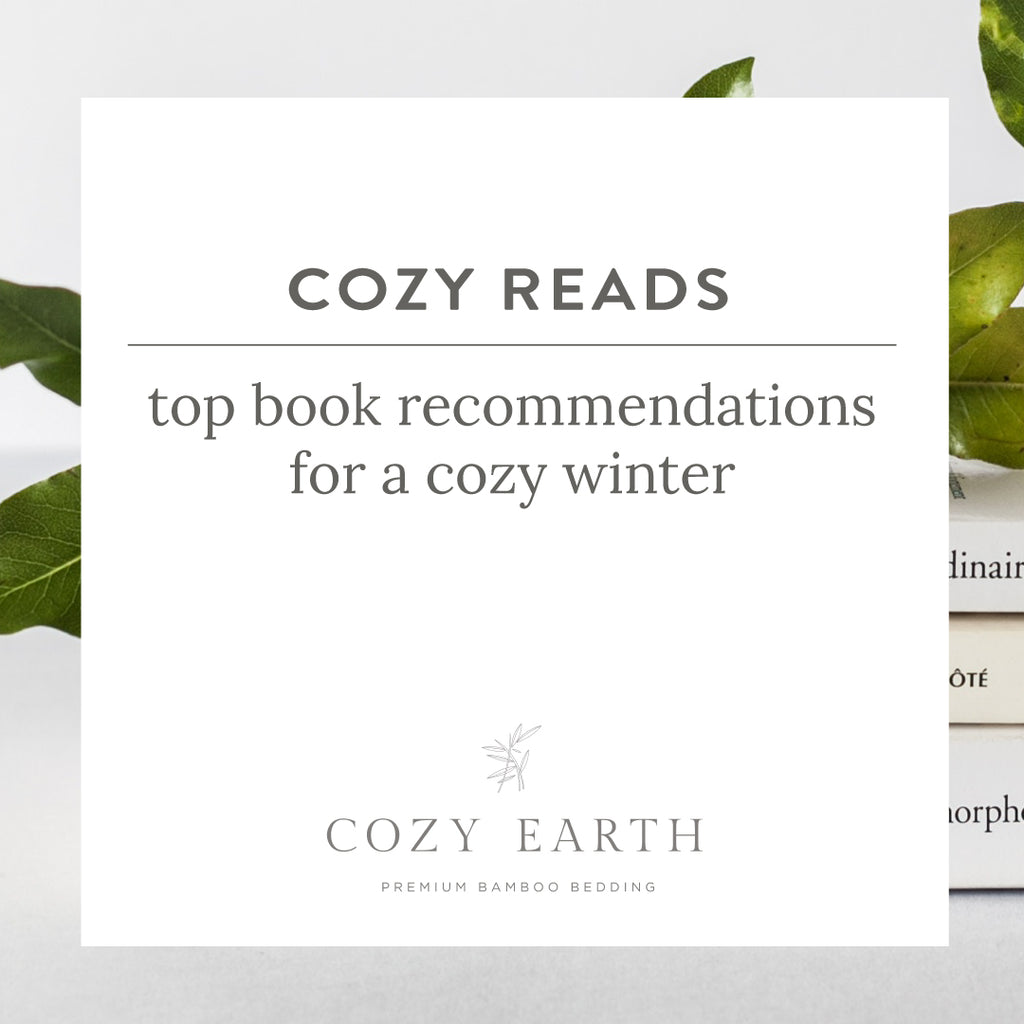 Cozy Reads - Top Book Recommendations for a Cozy Winter