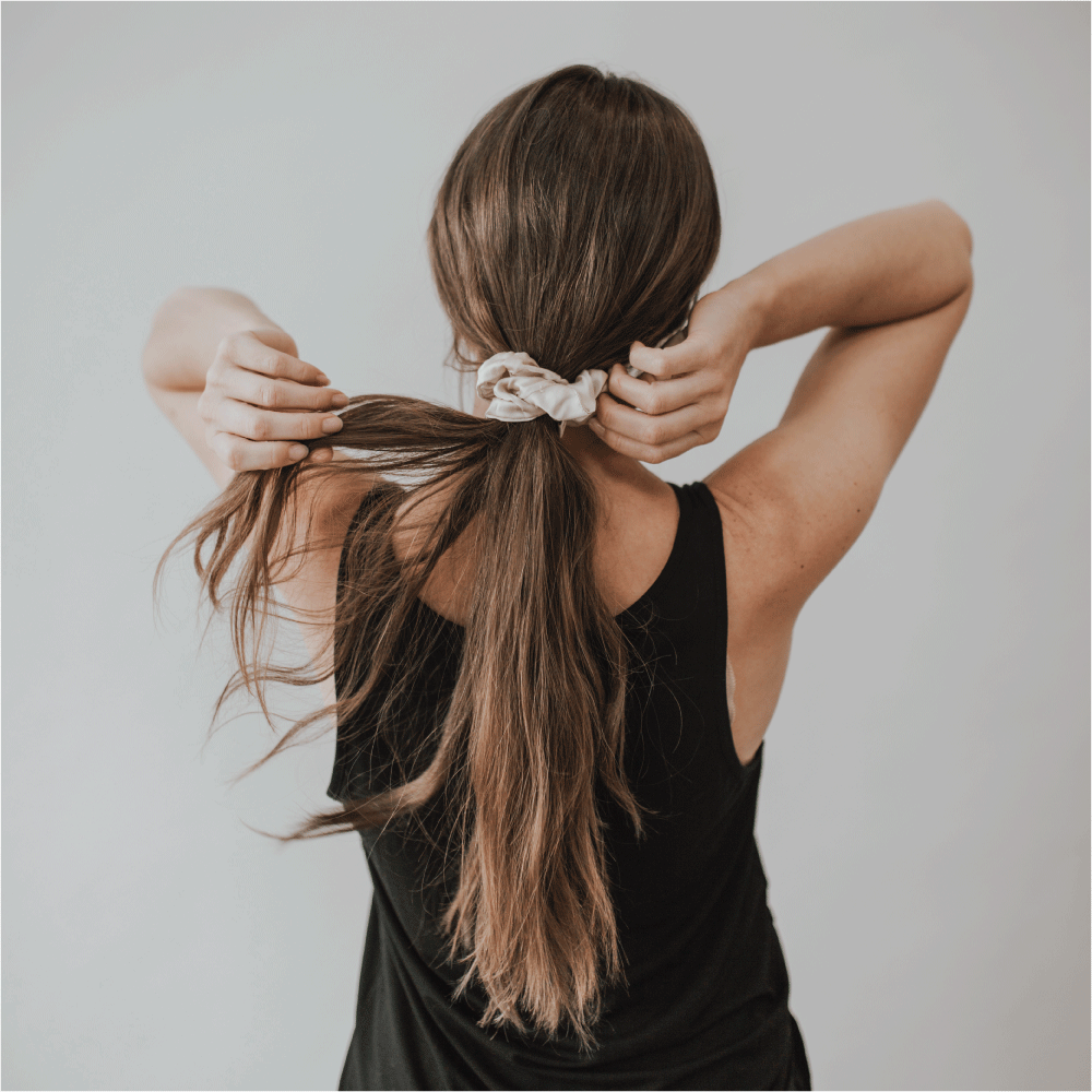 Premium Hair Scrunchies