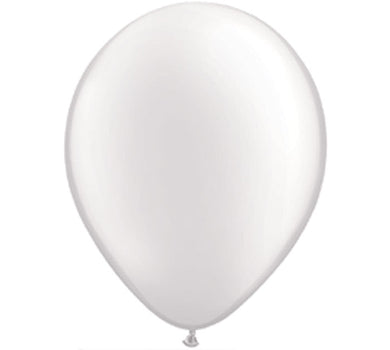White balloons, wedding day balloons, bride balloon, under the sea balloons
