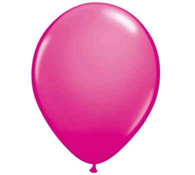 wind berry pink balloon