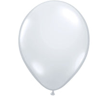 "11"" Diamond Clear Balloon, Set of 3"