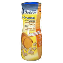 NESTLE GERBER CEREALES SOUFFLES PATATE DOUCE 42 G