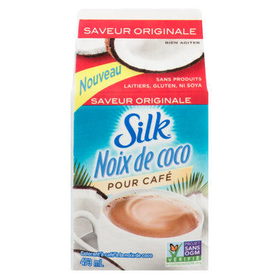 SILK COLORANT A CAFE NOIX COCO ORIGINALE 473 ML