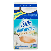 SILK COLORANT CAFE NOIX COCO VANILLE, 473 ML
