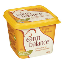 EARTH BALANCE TARTINADE TRADITIONNELLE ORIGINALE 425 G