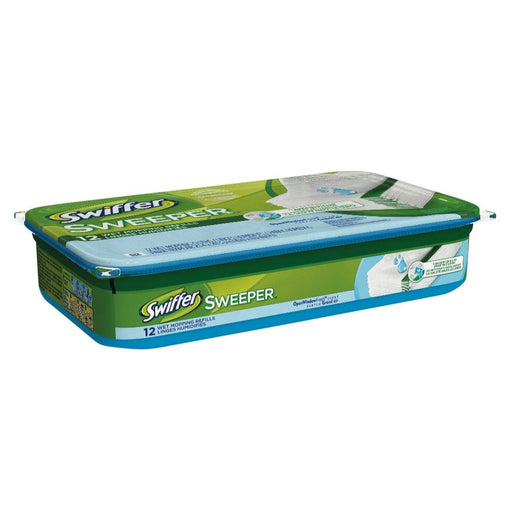 SWIFFER SWEEPER LINGES HUMIDIFIES GRAND AIR RECHARGE 12 U