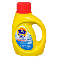 TIDE SIMPLY CLEAN & FRESH DETERGENT REFRESHING BREEZE 1.18 L