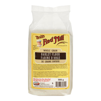 BOBS RED MILL FARINE D'ORGE GRAINS ENTIERS 566 G