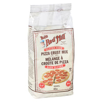 BOBS RED MILL MELANGE A CROUTE PIZZA SANS GLUTEN 453 G