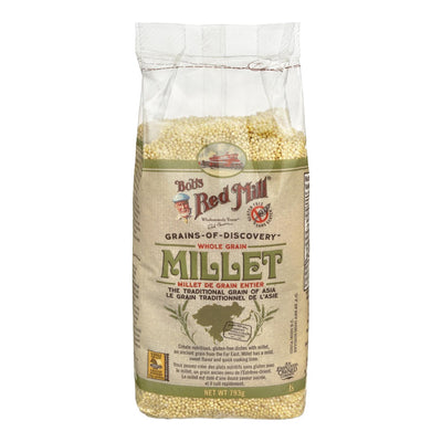 BOB'S RED MILL MILLET DE GRAIN ENTIER 793G