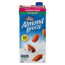ALMOND BREEZE, BOISSON AMANDE NON-SUCRÉ, 946ML