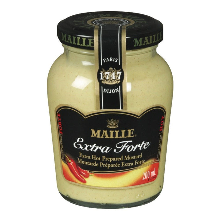 MAILLE MOUTARDE DIJON X-FORTE 200 ML