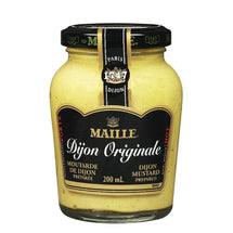 MAILLE MOUTARDE DIJON ORIGINALE FORT 200 ML