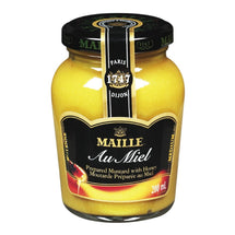 MAILLE MOUTARDE MIEL 200 ML