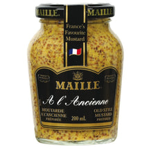 MAILLE MOUTARDE OLD STYLE 200 ML