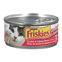 FRISKIES NOURRITURE CHAT POULET SAUMON 156 G