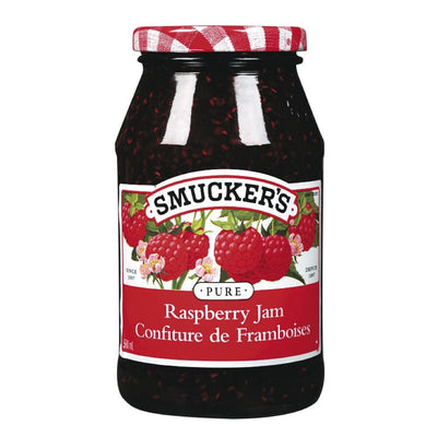 SMUCKERS CONFITURE FRAMBOISE 500 ML