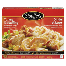 STOUFFERS DINDE ET FARCE  248 G
