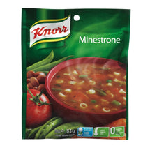 KNORR SOUPE MINESTRONE 83 G