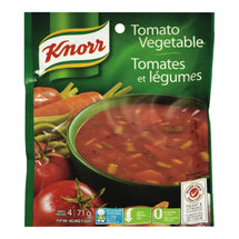 KNORR SOUPE TOMATE LÉGER 71 G
