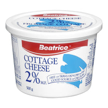 BEATRICE FROMAGE COTTAGE 2% 500 G