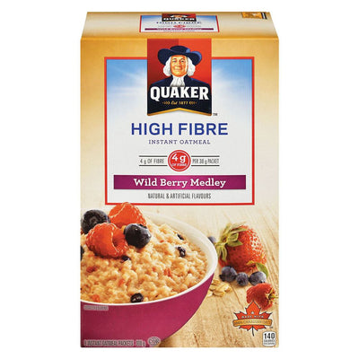 QUAKER GRUAU FRUITS SAUVAGES 300 G