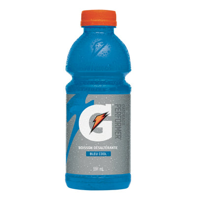 GATORADE FRAMBOISE 591 ML