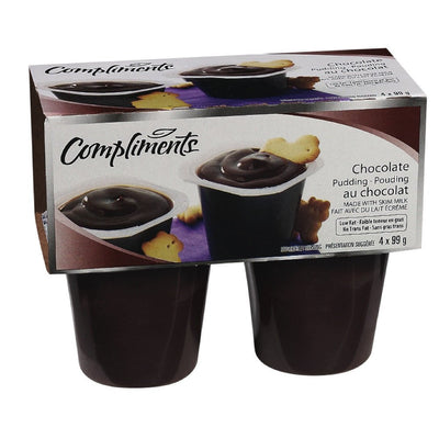 COMPLIMENTS POUDING CHOCOLAT 99 G
