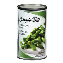 COMPLIMENTS ASPERGES COUPEES 341 ML