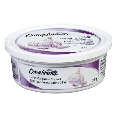 COMPLIMENTS MARGARINE AIL 250 G