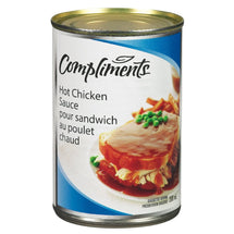 COMPLIMENTS SAUCE POULET CHAUD 398 ML