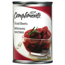 COMPLIMENTS BETTERAVES TRANCHÉES 398 ML