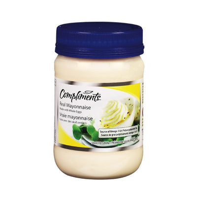 COMPLIMENTS MAYONNAISE 445 ML