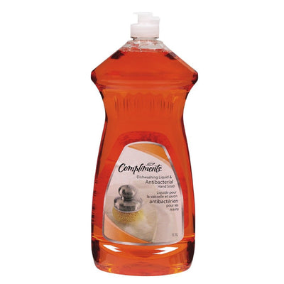 COMPLIMENTS DET LIQ VAIS ORANGE ANTIBAC 1.1 L