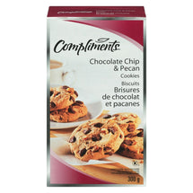 COMPLIMENTS BISCUITS BRISURE CHOCOLAT PACANE  300 G
