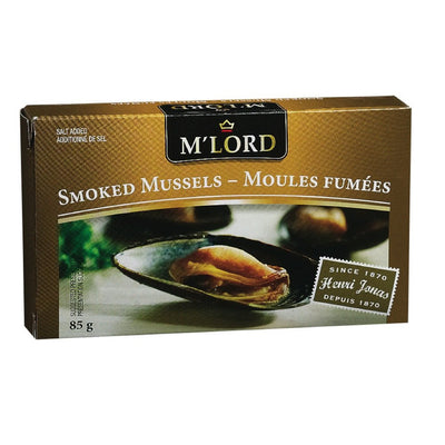 M'LORD MOULES FUMÉES 85 G