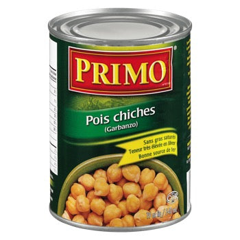 PRIMO POIS CHICHES 540 ML