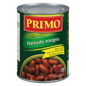 PRIMO HARICOTS ROUGES 540 ML