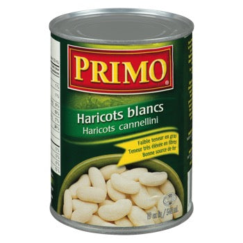 PRIMO HARICOTS BLANCS 540 ML