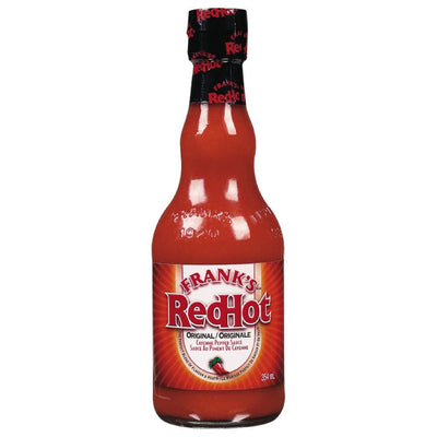 FRANKS SAUCE ORIGINALE 354 ML