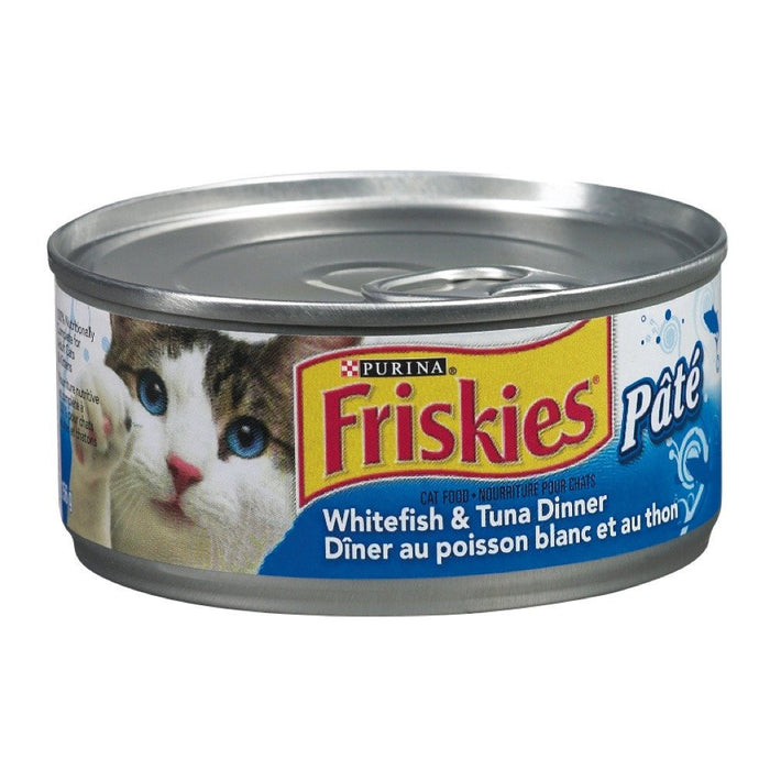 FRISKIES NOURRITURE CHAT THON POISSON 156 G