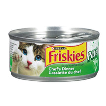 FRISKIES NOURRITURE CHAT ASSIET CHEF 156 G
