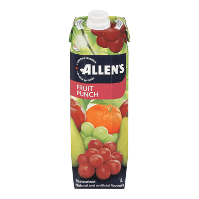 ALLEN'S PUNCH AUX FRUIT 1 L