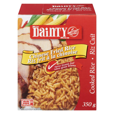 DAINTY RIZ FRIT CHINOIS INSTANT 350 G