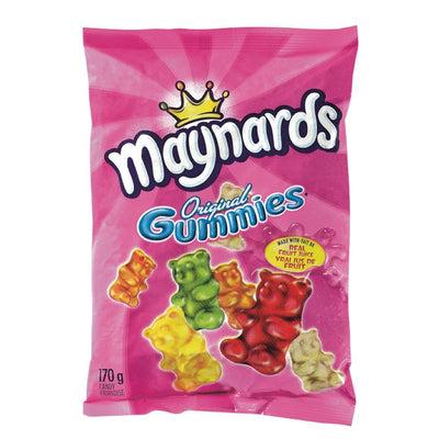 MAYNARDS BONBONS GUMMIES ORIGINAL  170 G