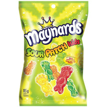 MAYNARDS BONBONS SOUR PATCH KIDS  185 G