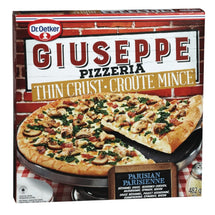 GIUSEPPE PIZZA MINCE PARISIENNE 482 G