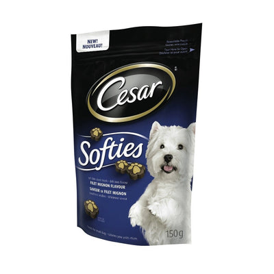 CESAR SOFTIES FILET MIGNON  150 G