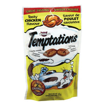 WHISKAS TEMPTATIONS GATERIES POUR CHATS POULET SAVOUREUX 85 G